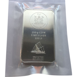 250g Silber Fiji Münzbarren...