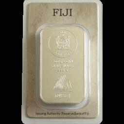 100g Silber Fiji Münzbarren...