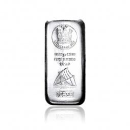 1 kg Silber Fiji Münzbarren...