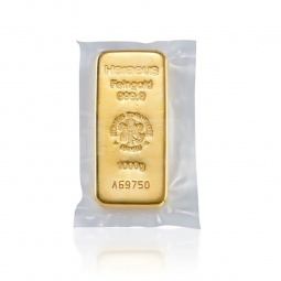 1000g Goldbarren Heraeus (1KG)