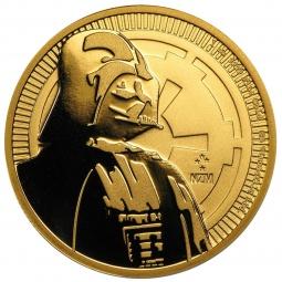 1 Unze Gold  Darth Vader -...