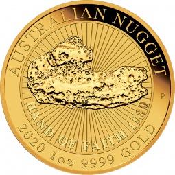 1 Unze Gold Australian...