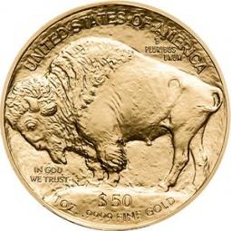 1 Unze Gold American...