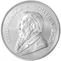 1 Unze Silber Krügerrand 2021
