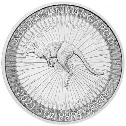 1 Unze Silber Känguru...