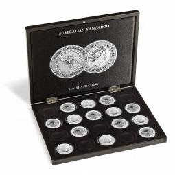 Schatulle 20x1 Unze Silber...