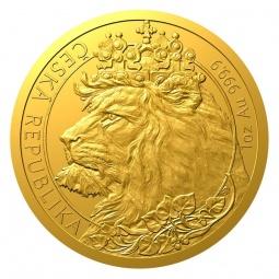 1 Unze Gold Tschechischer...