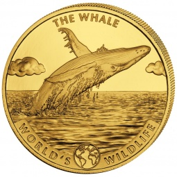 Der Wal - 1 Oz - Wildlife...