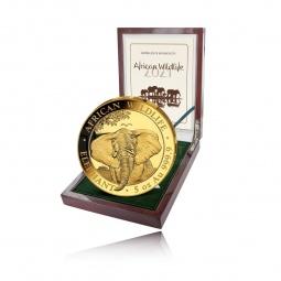5 Unzen Gold Somalia...