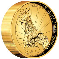 Wedge-Tailed Eagle - 5 Oz -...