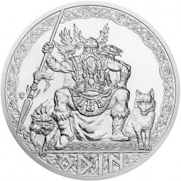 Odin - Alte Götter Silber 5...