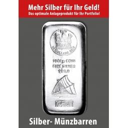 500 g Silber Fiji...