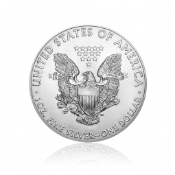 1 Unze Silber American...